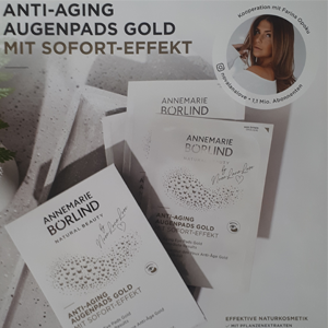 Annemarie Börlind - Anti-Aging Augenpads Gold