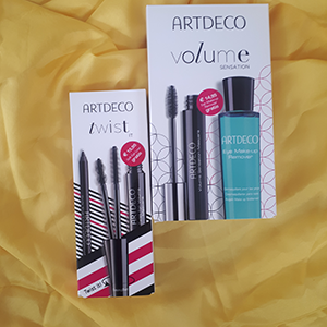 Artdeco - twist & volume