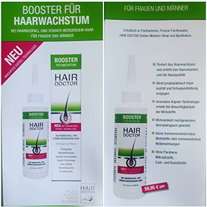 Hair Doctor - Booster
